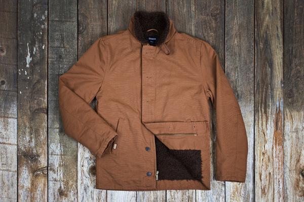 Brixton Holiday 2012 Product 12 #fashion #mens #jacket