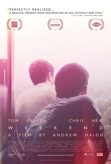 "Movie Poster of the Week: ""Weekend"" on Notebook 