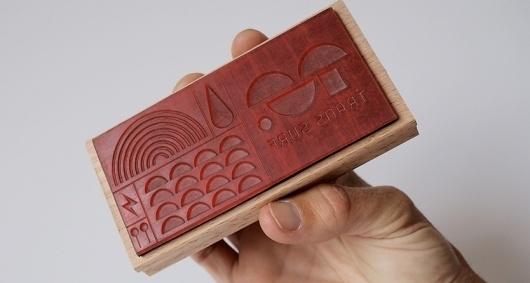 Trans Surf | Branding Design | A-Side #stamp #identity #branding