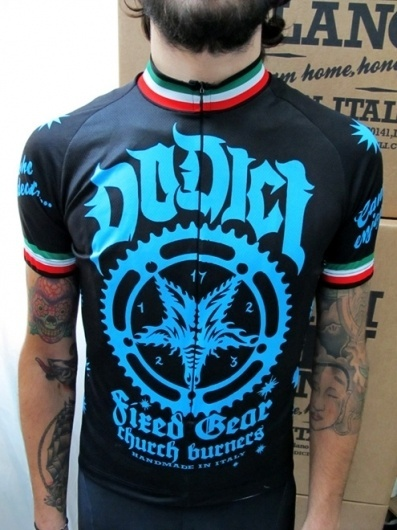 Dodici Cycling Jersey & Jacket   Oct 2010   PEDAL Consumption #design #clothing #jersey #bike
