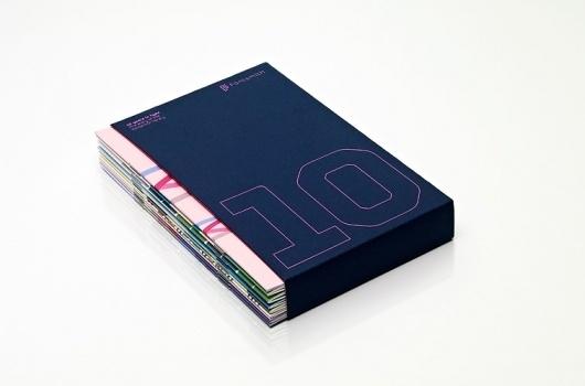 Fontsmith — 10 Years in Type | typetoken® #type #print #editorial