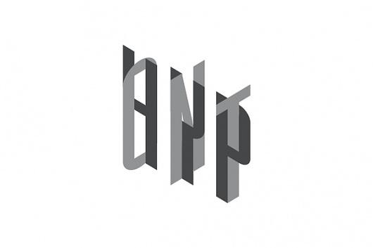 Logo Designs on the Behance Network #letters #white #overlap #merge #kelava #black #intersect #logo #typography