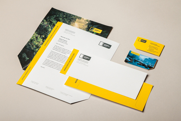 National Geographic Rebrand on Behance #identity #rebrand