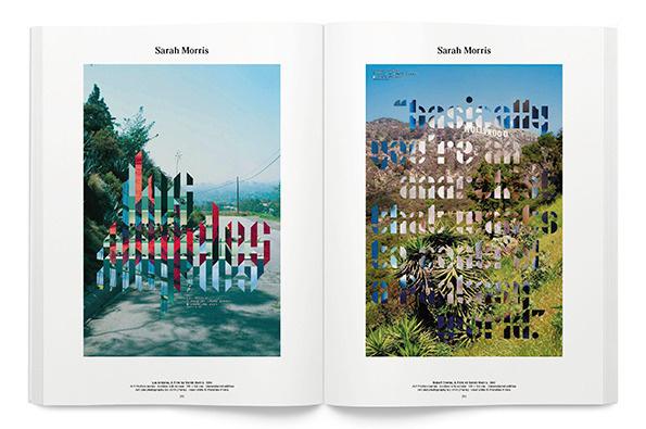 M/M #photographic #treatment #typography