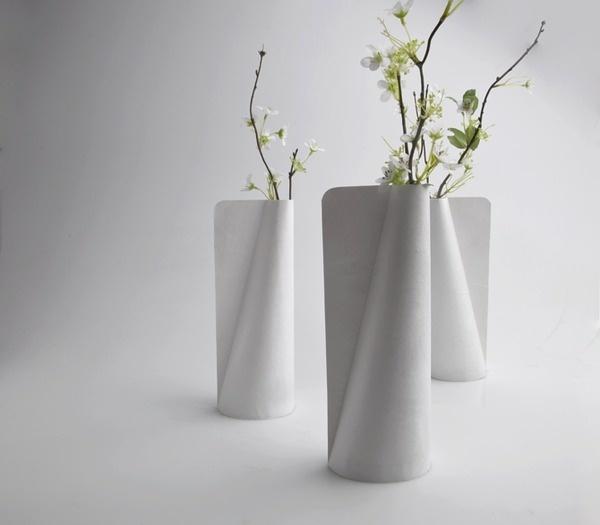 Tyvek Vase #product #vase
