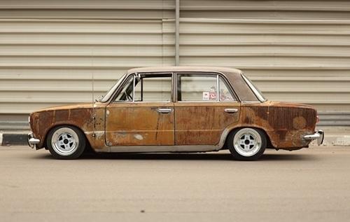 Convoy #car #rust