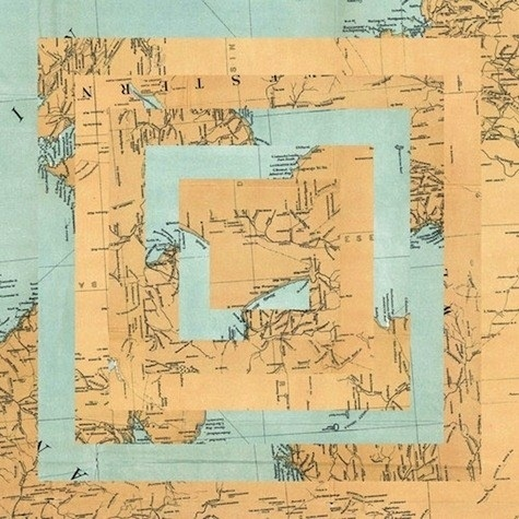 Luis Dourado : Burstoid #map #colalge