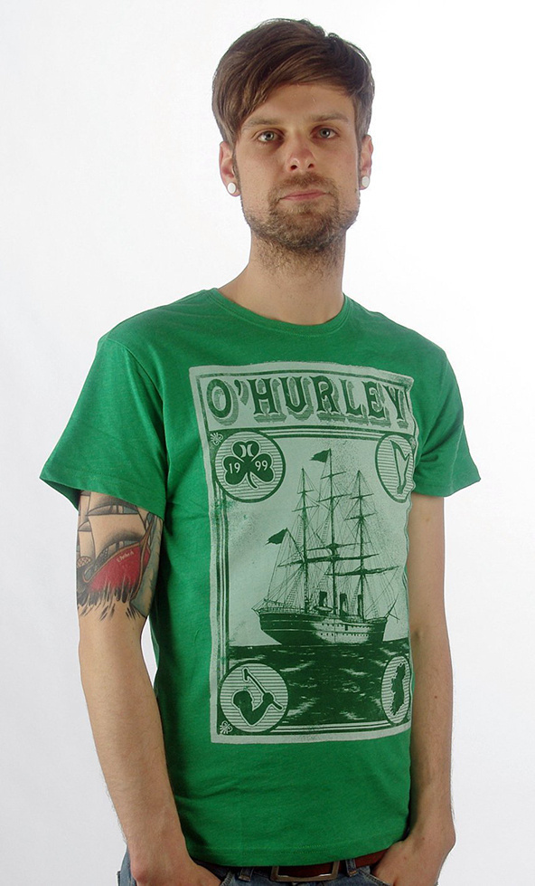 T-shirt Design Inspiration: St Patricks Day T-shirts #print #design #graphic #shirts #typography