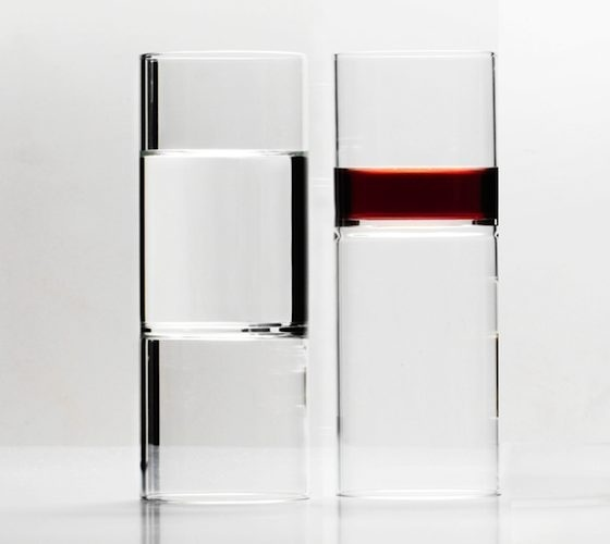 Revolution Water Wine Glass #gadget