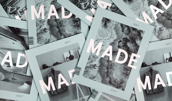 Made / Publish by Process #print