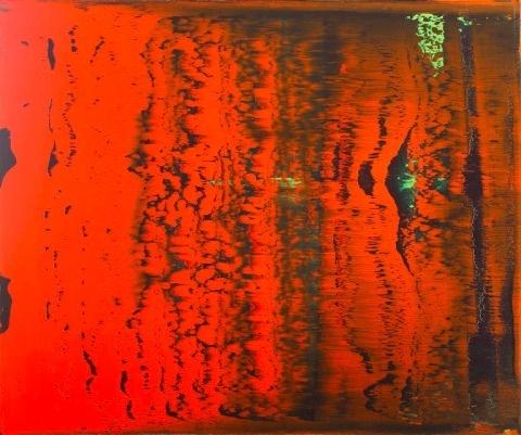 Harry Moody | PICDIT #color #orange #paint #painting #art