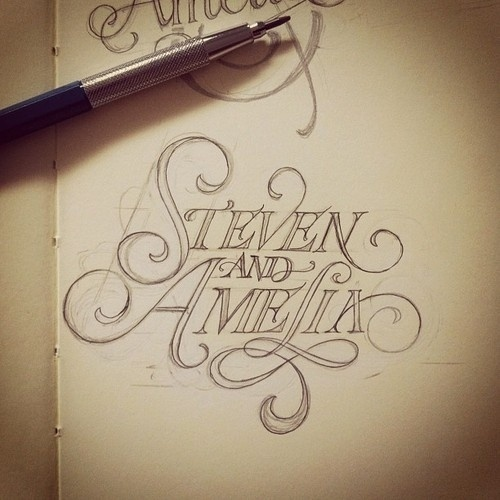 Matthew Tapia #tapia #lettering #matthew