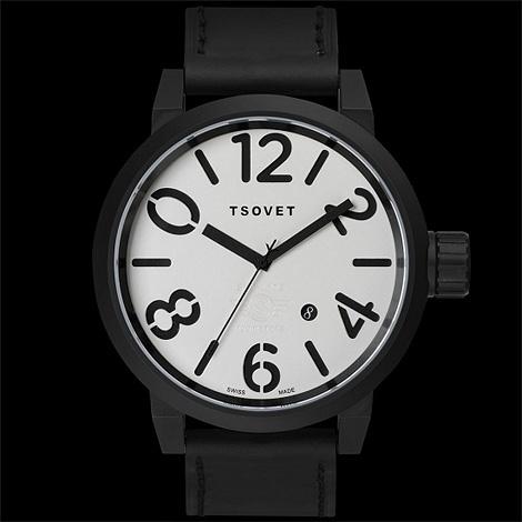TSOVET SVT-LX73 watch at iainclaridge.net #tsovet #watch