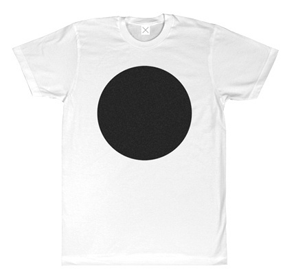 BLXNK DESIGN T-SHIRTS #apparel #design #shirt #minimal #circle