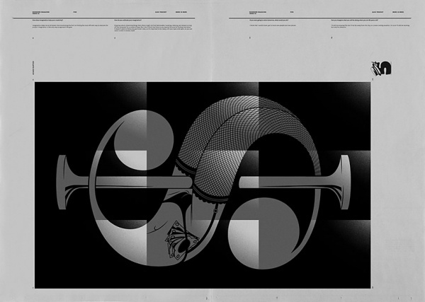 - NEWWORK MAGAZINE ISSUE Nº2 - #print #newwork #typography