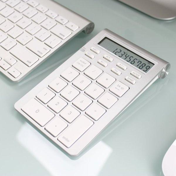 Bluetooth Calculator Keypad #gadget