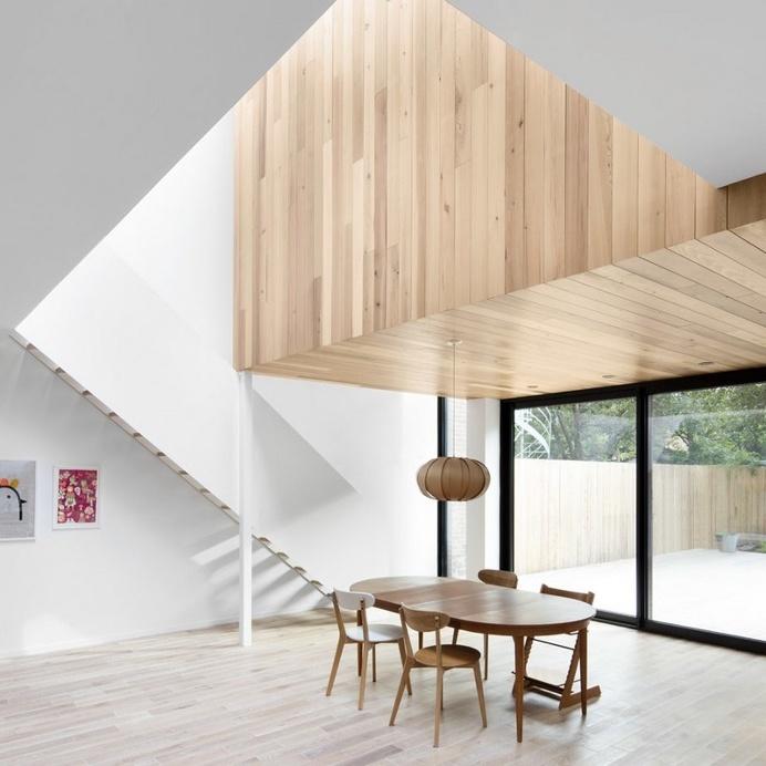 Mentana House – Minimalist Home by EM Architecture