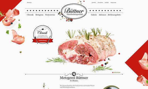 Metzgerei Buttner in Mainz #website