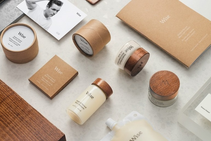 Wise Men´s Care, Brand Identity and Packaging