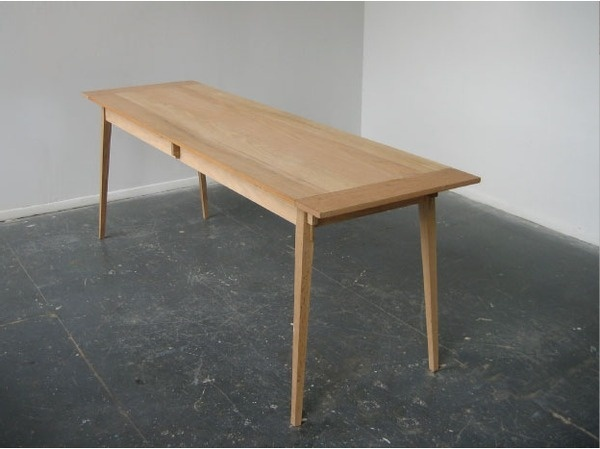 Pin Up Table by Brian Persico #minimal table #minimalist table