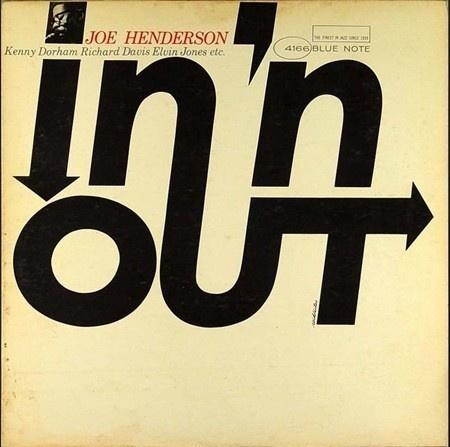 Joe Henderson - In 'n Out #blue #note #henderson #joe