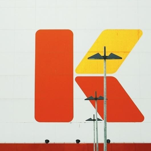 Color Berlin (excerpts) : Matthias Heiderich #logo #vintage