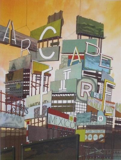 • Arcade Fire (Mexico) : This is Landland.