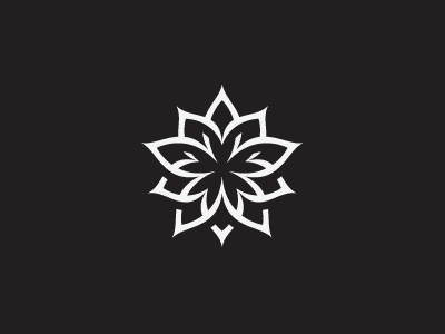 25 Fantastic Plant & Flower Logos #ss