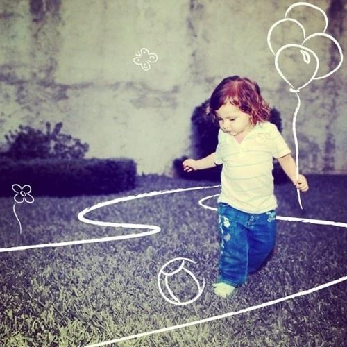 Cardenal #kids #photography