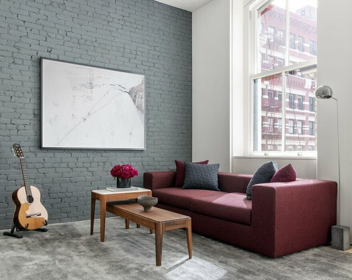 Grand Street Loft in New York's Famed SoHo District 7