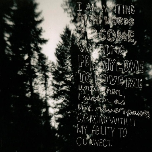 Art &/Or Design 2012 #film #trees #typography