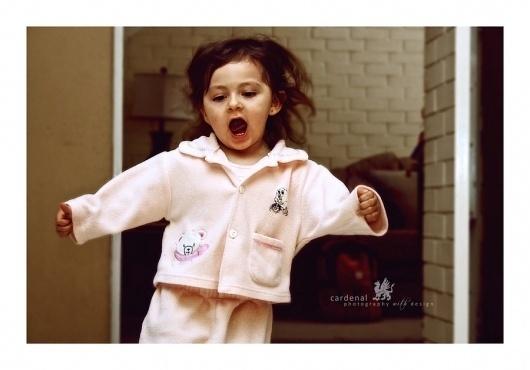 wake Up Darlin by =SigbertVonOxfeld on deviantART #photo #conceptual #photography #kids #children