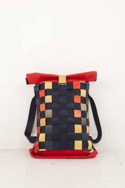 Pack : Alei Verspoor #weave #bags