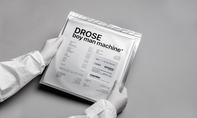 Drose — boy man machine+ — Computer Students™