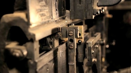 Linotype: The Film. « THEE BLOG #linotype #photography