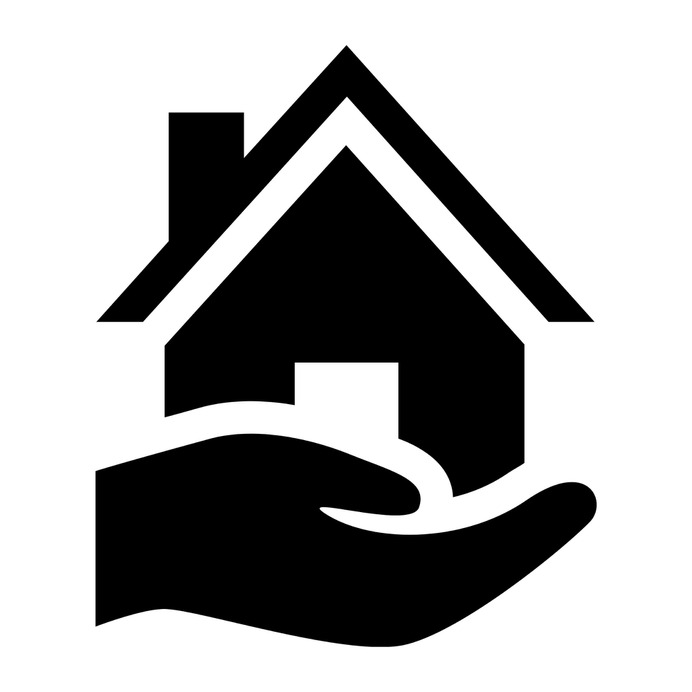 See more icon inspiration related to hand, insurance, home, real estate, protection and buildings on Flaticon.