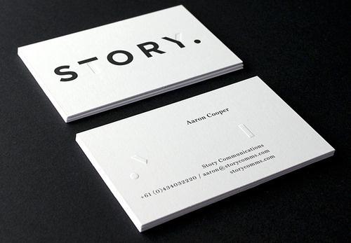 Story - Toko #business #card #sydney #toko #story