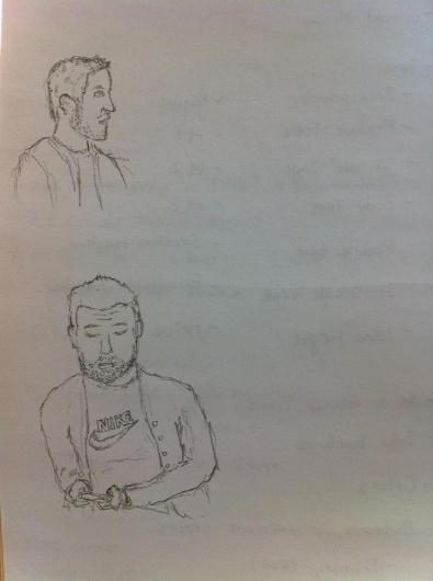 419973_10151277974660287_554130286_22984779_2078392131_n.jpg (717×960) #portrait #drawing #sketch