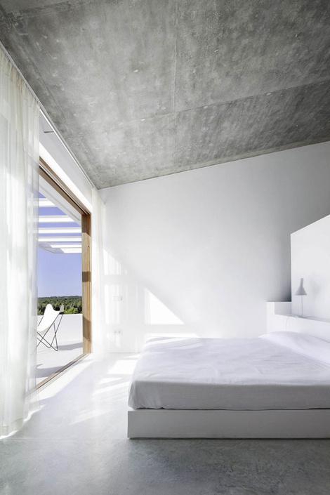 Can Manuel d'en Corda #interior #bedroom