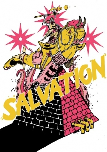 ROBBIES BROWN SHOES ILLUSTRATION #shoes #salvation #robbie #axe #illustration #brown #robbies #pyramid #wilkinson