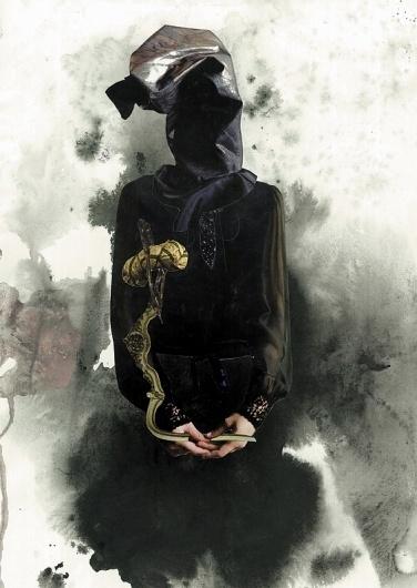 Under your Spell   Enrico Nagel Illustration & Design #dark
