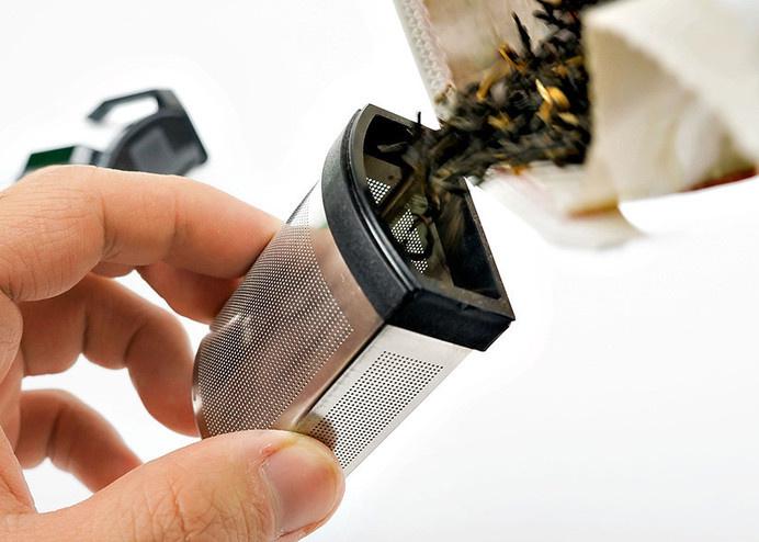 3-In-1 Tea Infuser #tech #flow #gadget #gift #ideas #cool