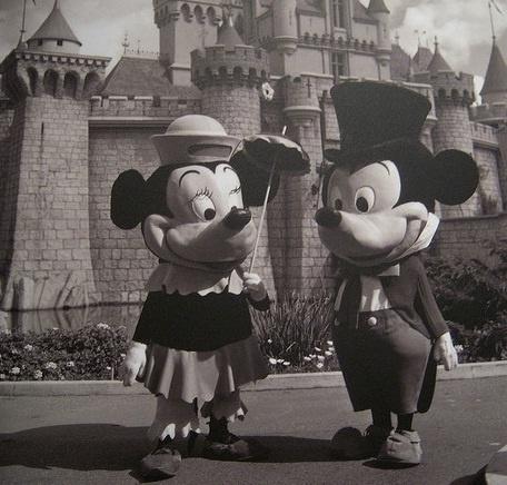 zooblog #mickey #1950s #disneyland #mouse #1950 #costume #1956 #disney #50s