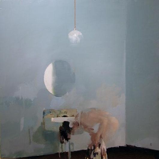 bluebath #kanevsky #alex #art #paintings