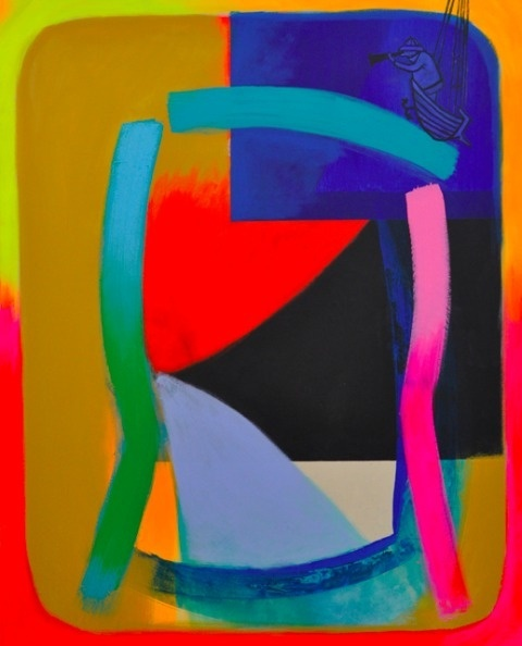 Joshua Petker | PICDIT #abstract #design #color #painting #art #colour