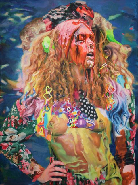 Francine Spiegel | PICDIT #painting #colour #art