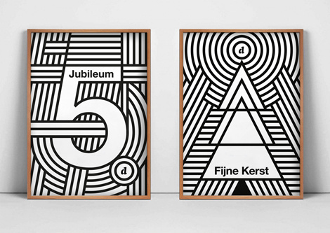 George & Harrison on grainedit.com #numbers #lettering #white #black