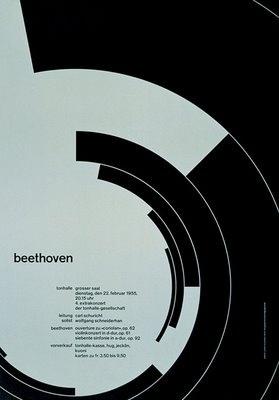 Flyer Design Goodness - A flyer and poster design blog: Classic Swiss Poster Designs by Josef Müller-Brockmann