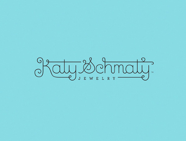KATY SCHMATY anchalee.me #logo