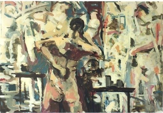 Laszlo-Lukacs-2.jpg 908×631 pixels #color #illustration #art #painting #fine